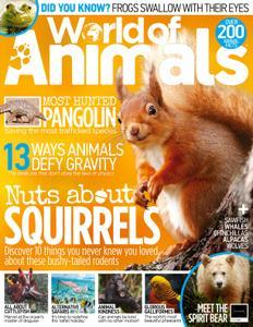 World of Animals UK – October 2018