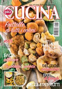 piuCUCINA N.108 - Novembre 2018