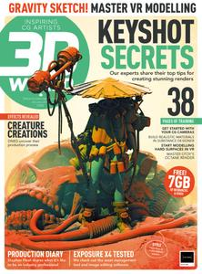 3D World UK - January 2019