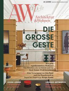 A&W Architektur & Wohnen - Dezember 2018