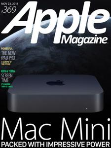 AppleMagazine – November 23, 2018