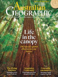 Australian Geographic – November/December 2018