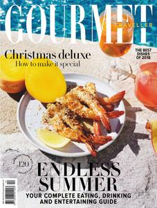 Australian Gourmet Traveller – December 2018