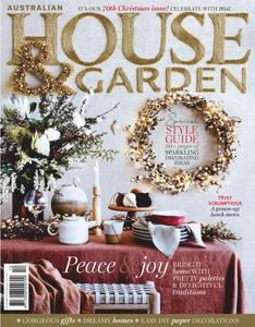 Australian House & Garden - December 2018