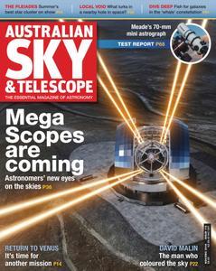 Australian Sky & Telescope - November 2018