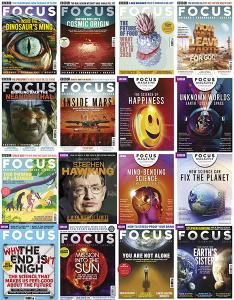 BBC Focus - Full Year 2018 Collection