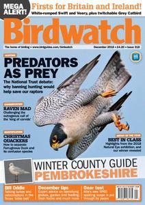 Birdwatch UK – December 2018