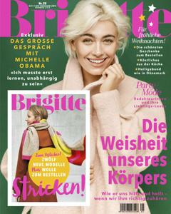 Brigitte - 01. Dezember 2018