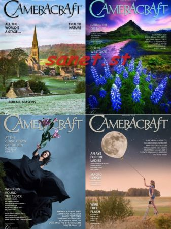 CameraCraft - Full Year Issues Collection 2018