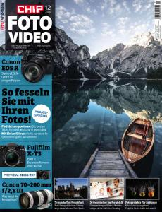 Chip Foto Video Germany - Dezember 2018