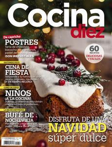 Cocina Diez - diciembre 2018