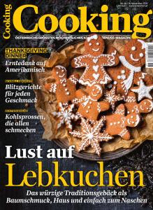 Cooking Austria - 16 November 2018