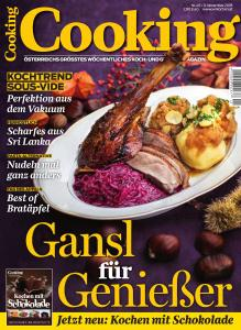 Cooking Austria - 9 November 2018