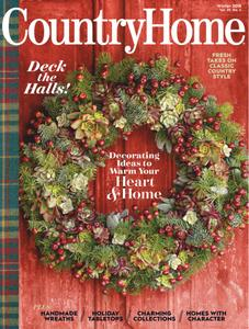 Country Home – October 2018