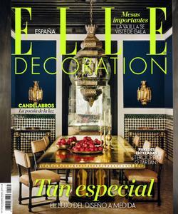 Elle Decoration España - diciembre 2018
