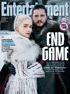 Entertainment Weekly – November 15, 2018