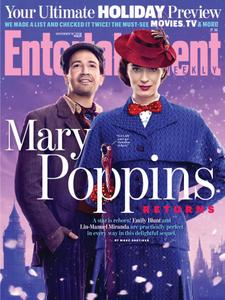 Entertainment Weekly - November 22, 2018