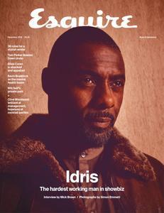 Esquire UK – December 2018