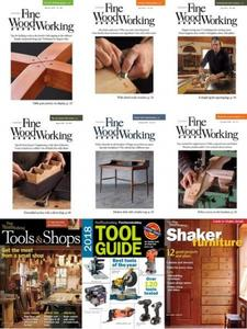 Fine Woodworking - Full Year 2018 Collection