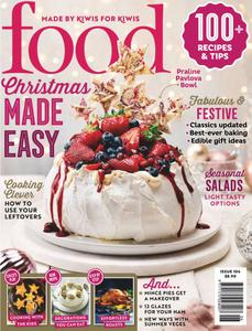 Food New Zealand – November/December 2018