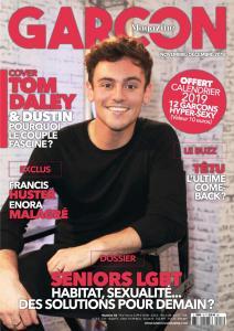 Garçon Magazine – Novembre-Décembre 2018