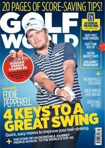 Golf World UK – January 2019