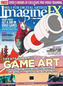 ImagineFX – January 2019