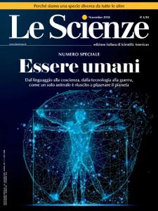 Le Scienze N.603 – Novembre 2018
