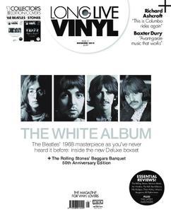 Long Live Vinyl – December 2018