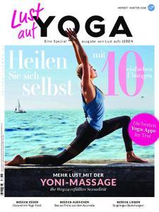 Lust auf Yoga – Oktober 2018