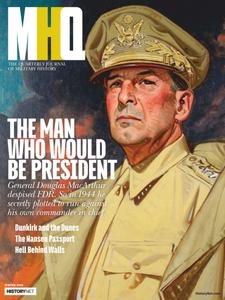 MHQ: The Quarterly Journal of Military History – October 2018