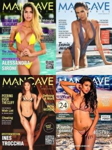 Mancave Playbabes – Full Year Issues Collection 2018