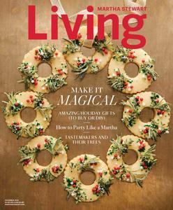 Martha Stewart Living – December 2018