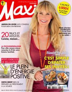 Maxi France - 19 Novembre 2018