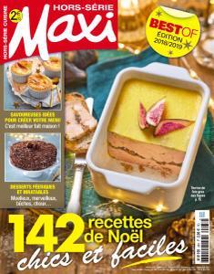Maxi Hors-Série Cuisine - Décembre 2018 - Janvier 2019