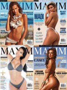 Maxim Australia – Full Year 2018 Collection
