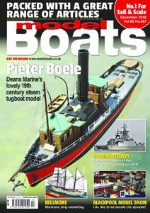 Model Boats – December 2018