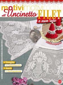 Motivi all'Uncinetto N.38 - Novembre-Dicembre 2018
