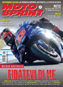 Moto Sprint N.44- 30 Ottobre 2018