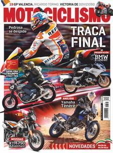 Motociclismo España – 20 noviembre 2018