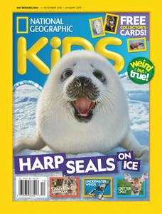 National Geographic Kids USA – December 2018