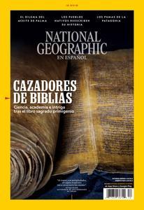 National Geographic en Español – diciembre 2018