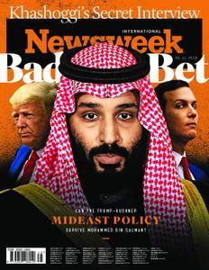 Newsweek International – 09 November 2018