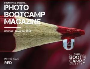 Photo BootCamp Magazine – November 2018