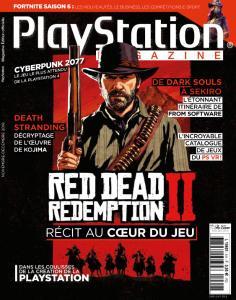 PlayStation Magazine France Hors-Série N.9 - Novembre-Décembre 2018