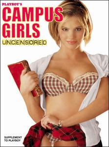 Playboy's Campus Girls Uncensored – 2005 Supplement