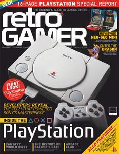 Retro Gamer UK – April 2019