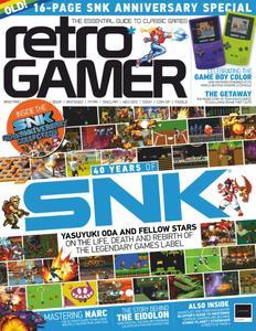 Retro Gamer UK – March 2019