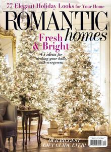 Romantic Homes – December 2018