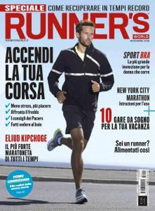 Runner's World Italia – Novembre 2018